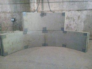 Стеновые блоки БС для колодцев больших диаметров