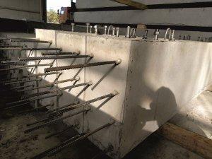 Блоки насадок мостов