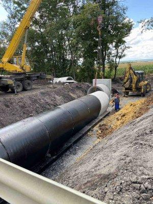 Капитальный ремонт автомобильной дороги М2 «Крым»